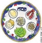 Easter and Passover: Let's talk about thefood.
